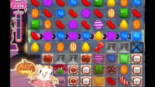 Candy Crush Saga level 713 (3 star, No boosters)