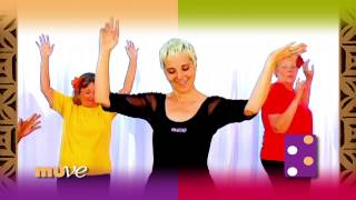 Low Impact Senior Exercise Dance at Home - Free Easy Dance Exercises for Older Adults