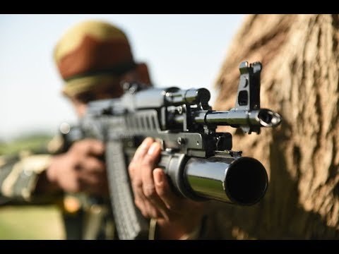 BORDER SECURITY FORCE : INDIA'S FIRST LINE OF DEFENCE