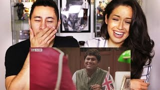 AIB THE DAY INDIA RESIGNED Reaction by Jaby & Jolie Robinson!