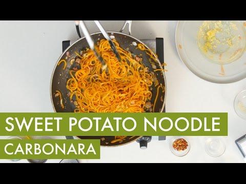 spiralized-sweet-potato-carbonara-i-gluten-free-spiralizer-recipe