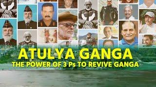 Atulya Ganga: A team of Army veterans are determined to restore the glory of Ganga|Oneindia News