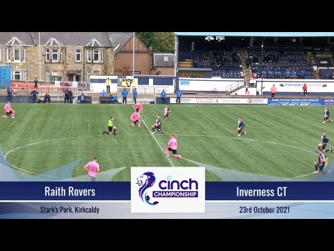 Raith Inverness CT Goals And Highlights