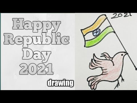 happy-republic-day-sketch-//republic-day-drawing-//-republic-day-2021-//-shorts-//-youtubeshortvideo
