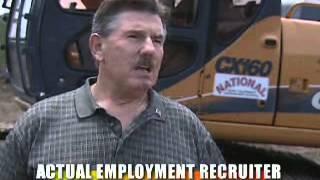 Building America - Heavy Equipment Operators School