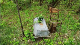 Чернобыльская зона 33 года спустя. Исчезнувшая деревня Дёрновичи. Весь ужас трагедии своими глазами.