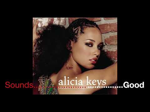 Alicia Keys  You Dont Know My Name  Instrumental Version