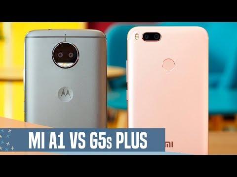 Xiaomi Mi A1 vs Moto G5s Plus, ¿Cuál es REY de la GAMA MEDIA?