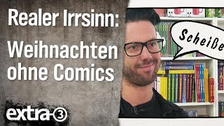 Realer Irrsinn: Kein verkaufsoffener Sonntag für Comicladen