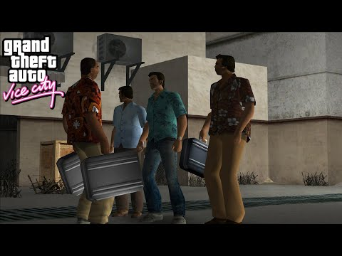 GTA: Vice City - Storyline Missions (PC)