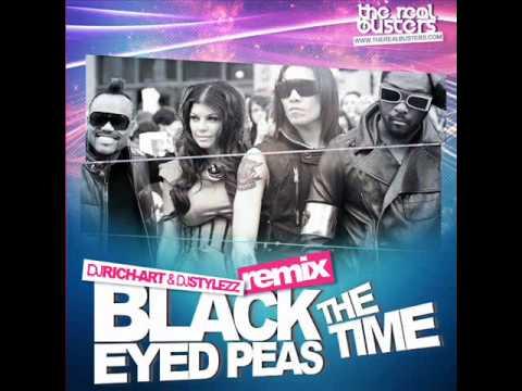 Black Eyed Peas - The Time (DJ RICH-ART & DJ STYLEZZ Remix)