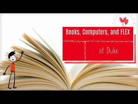 How to buy books, a computer, and use your DukeCard