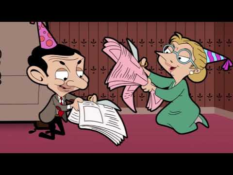 Mr Bean Animated Series | Birthday Bear - The Mole | Compilation | Videos For Kids Videos For Kids