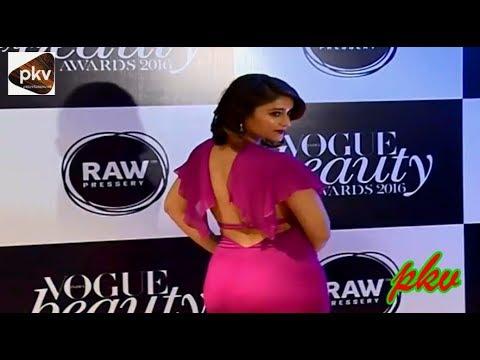Ileana D'Cruz Latest  Hot Body Show In Tight Dress thumbnail
