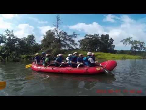 IIT Bombay trip to Kolad, the town of water adventure