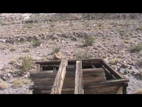 Exploring the Grantham Mine and the Warm Springs No. 6 Mine in Death Valley