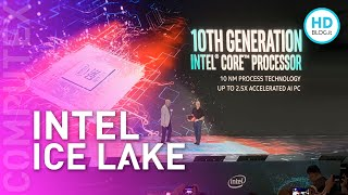 Intel ICE LAKE: cosa c'è dentro i processori di 10a generazione | COMPUTEX 2019