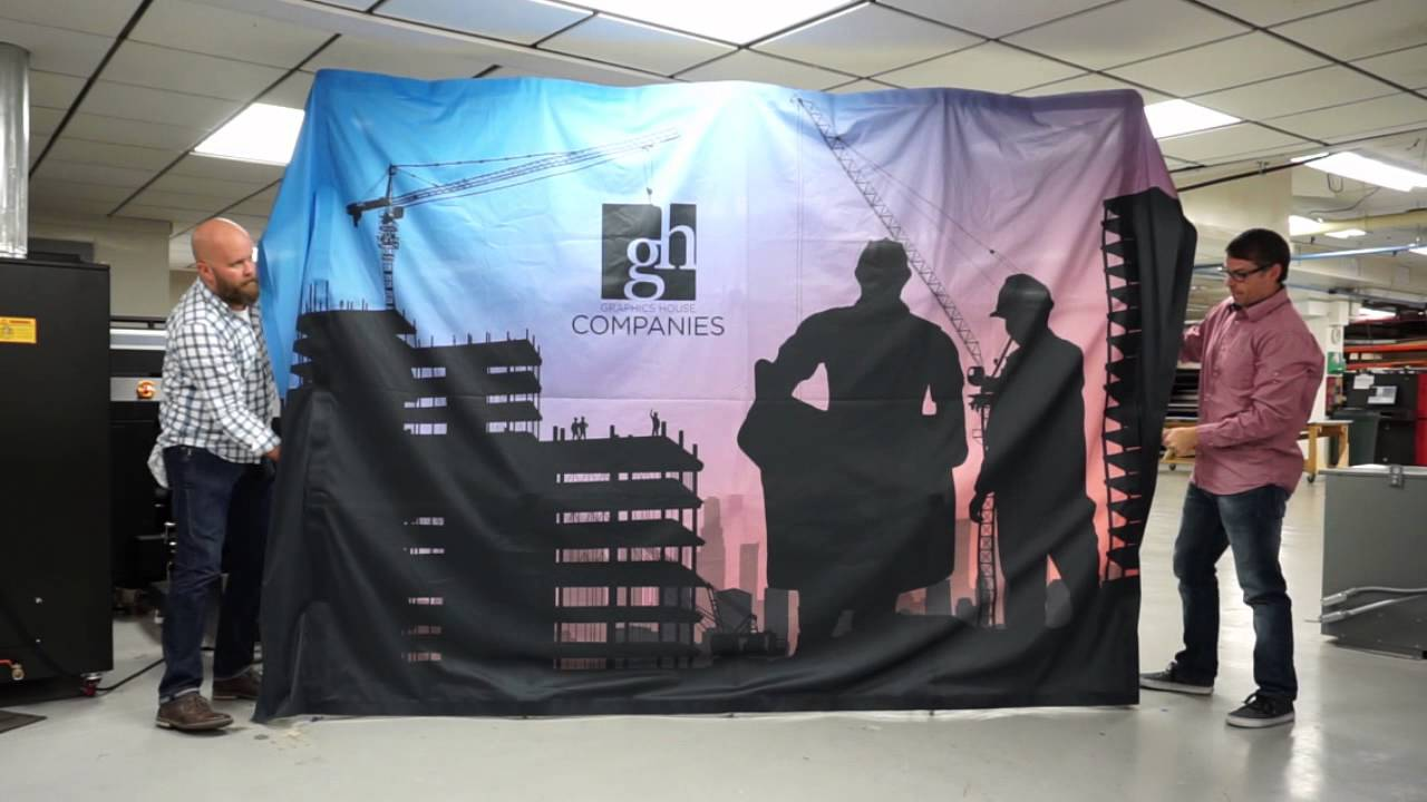 Gh Rpl Fabric Pop Up Trade Show Display Set Up Tips