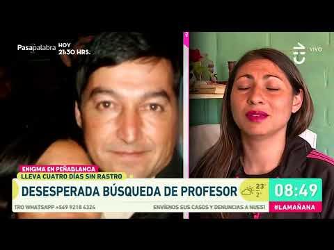 IMPACTANTES | Las declaraciones de la exesposa de Nibaldo Villegas tras haberlo asesinado.