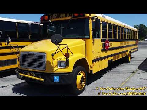 Driving 2006 Thomas Saf-T-Liner® FS65 with MB OM906LA Engine