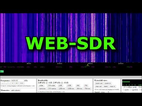 Как прослушать радиолюбителей через интернет