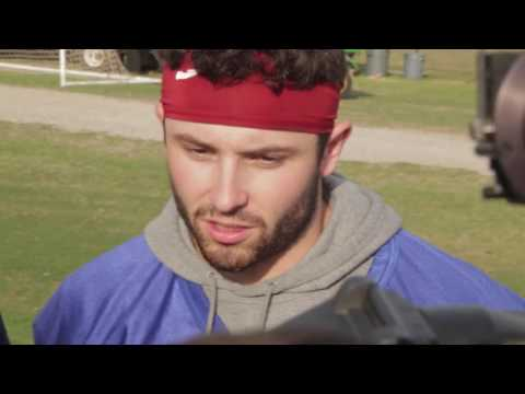 Oklahoma Update  - Reactions for Baker Mayfield