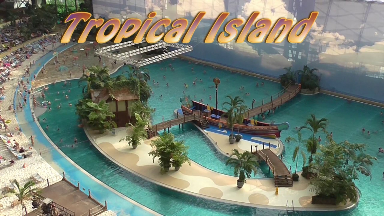 Aquapark Berlin Tropical Island