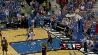 NBA Playoffs 2009 - First Round - Game 1 - Philadelphia 76ers @ Orlando Magic