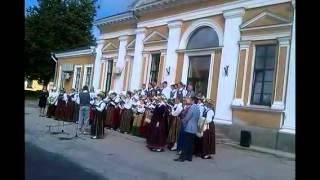 Dziesmu svētku ekspresis Rīga -Gulbene Stāmieriena 15. jūnija 2013. Operators Dj Igaunis