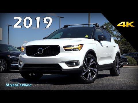 2019 Volvo XC40 T5 R-Design - Ultimate In-Depth Look in 4K