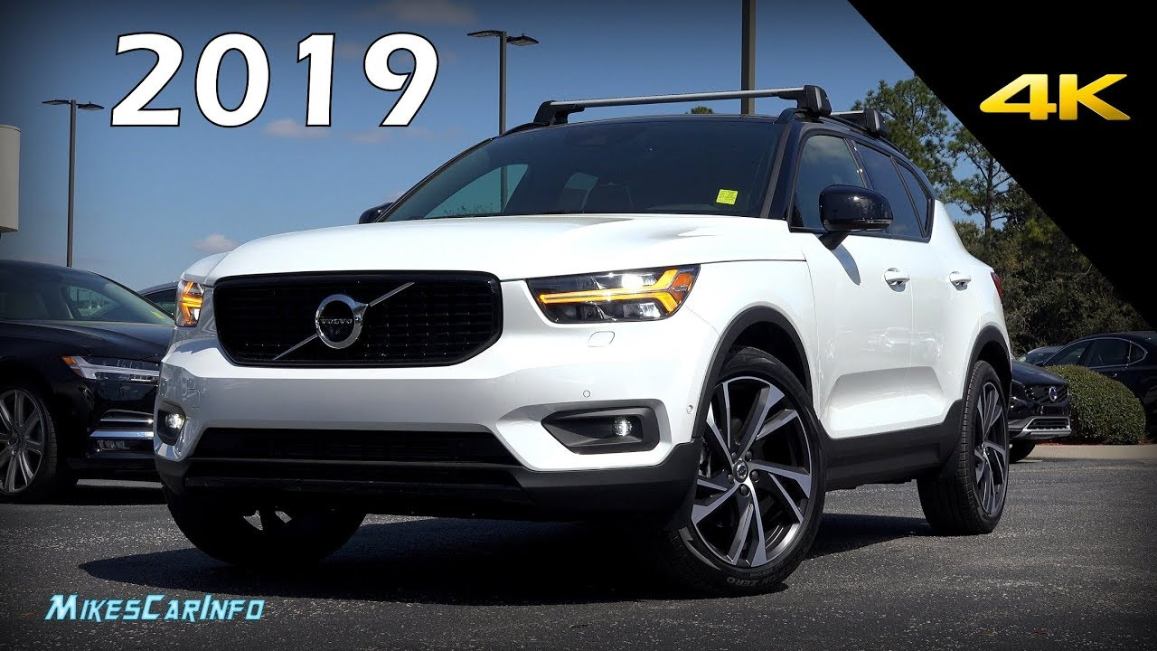 2019 Volvo XC40 T5 R-Design - Ultimate In-Depth Look in 4K - YouTube