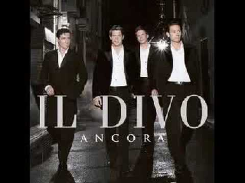 Il divo with celine dion i believe in you instrumental - Il divo and celine dion ...