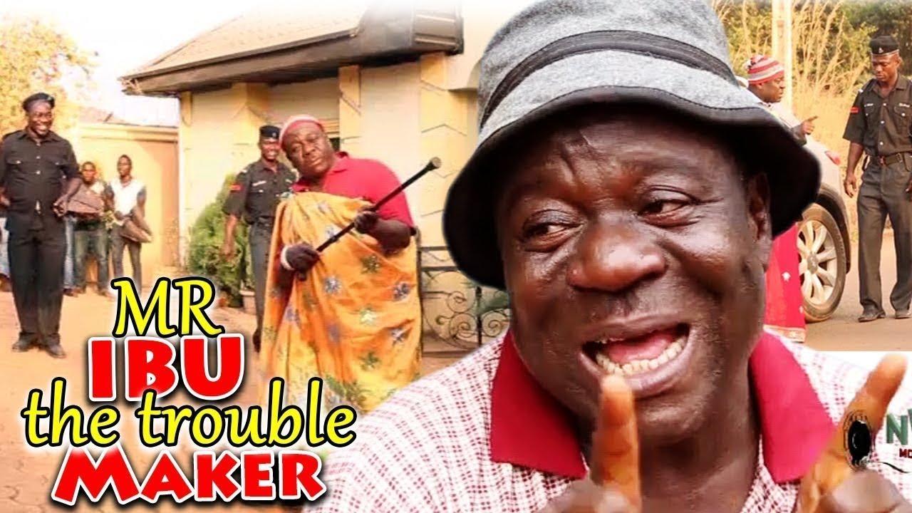 Download Mr Ibu the Trouble Maker Season 1 & 2 (John Okafor) - Nigerian Comedy Movies 2019 Latest Movies