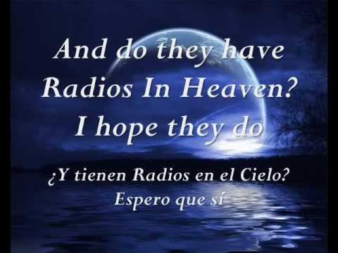 Radios In Heaven by Plain White T's (English / Spanish) Lyrics