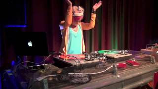 DJ Miss Dust Round 5 Dave and Busters Socal DJ Search San Diego