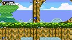 Sonic the Hedgehog Online - Walkthrough - All Levels