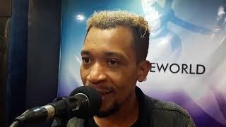 Interview with ELI-J on Praiseworld Radio