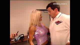 Download Video SmackDown 7/19/01 - Part 4 of 8, Torrie Wilson and Stacy Keibler prepare for action MP3 3GP MP4