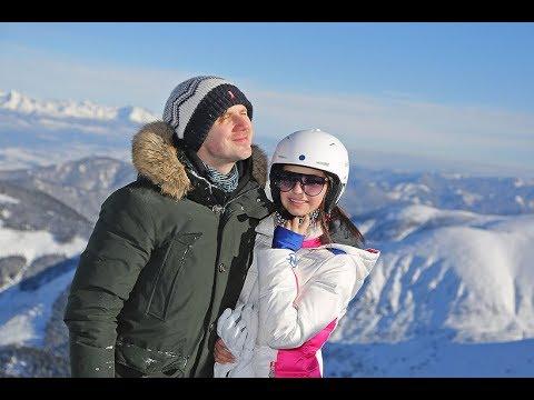 Wiemy dokąd GWIAZDY jeżdżą na narty! Wieniawa i Królikowski uwielbiają zimę l EWA WĄSIKOWSKA