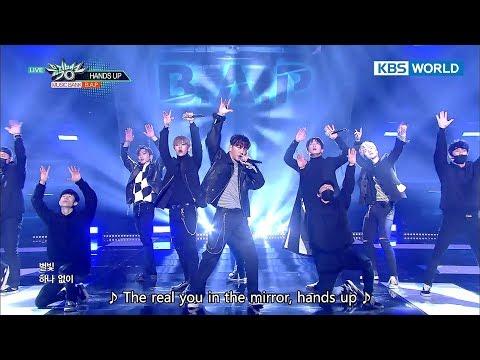 B.A.P - HANDS UP [Music Bank / 2017.12.22]