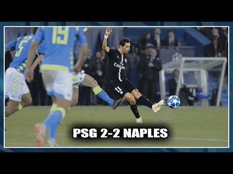 PSG 2-2 NAPLES (Débrief)