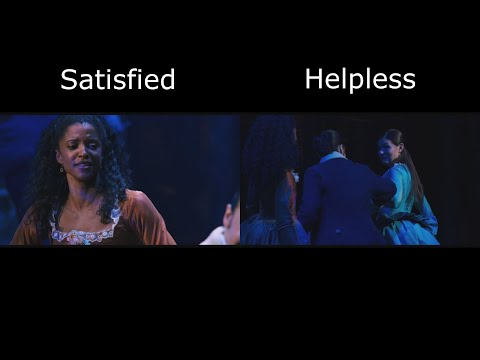 A Winter's Ball/Helpless vs. Satisfied