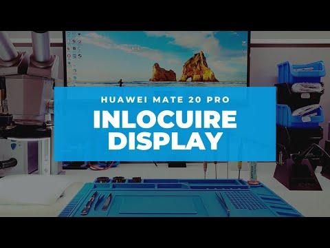 Tutorial Inlocuire Display Si Capac Baterie Huawei Mate 20 Pro | Phone ResQ