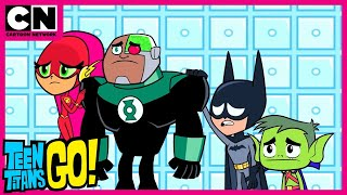 Teen Titans Go! | Choosing New Costumes | Cartoon Network