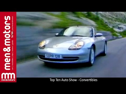 Top Ten Auto Show - Convertibles