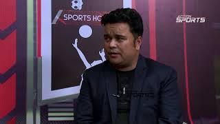 Sports Hour With Batu Krishna Thapa   || Action Sports
