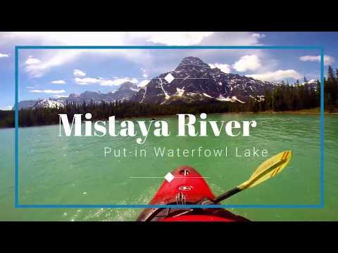 Mistaya River Upper