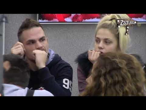 Zadruga 2 - Suzana i Miljana se raspravljaju - 11.01.2019.