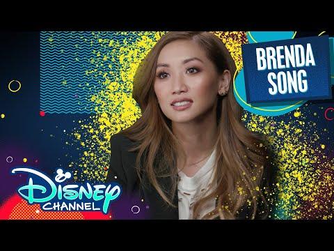 Brenda Song Through The Years | Amphibia | Disney Channel