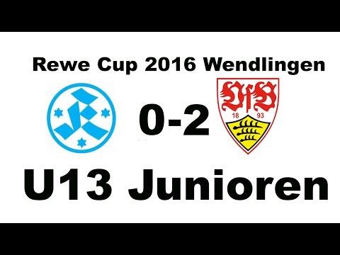 Stuttgarter Kickers 0-2 VFB Stuttgart